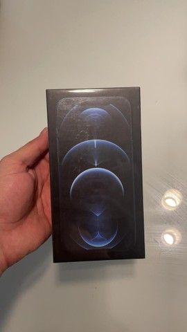 iPhone 12 ProMax Pacific Blue 128GB