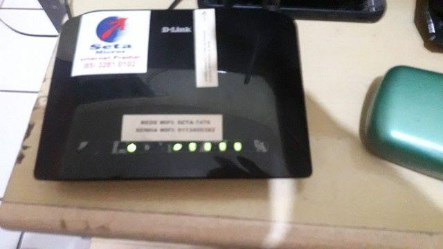 roteador d link modelo dor 610 - Foto 4