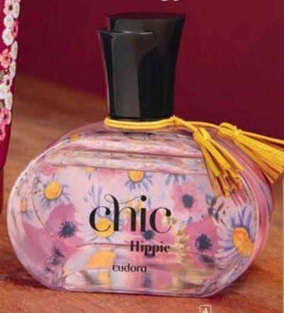 Perfume Chic Hippie Feminino - Eudora