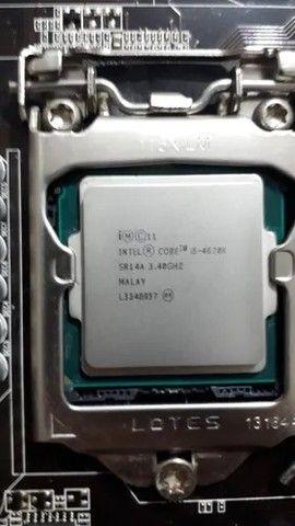 Processador I5 4670k usado - Foto 2