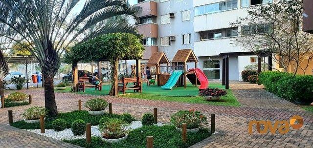 Apartamento à venda com 3 dormitórios em Parque amazônia, Goiânia cod:NOV236230 - Foto 17