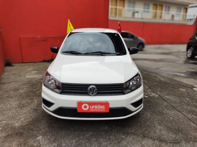 VW Voyage 1.6 MSI 2020 *Financiamento Total sem entrada - Foto 2
