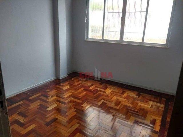 Apartamento com 2 dormitórios para alugar, 85 m² por R$ 1.000,00/mês - Centro - Niterói/RJ - Foto 4