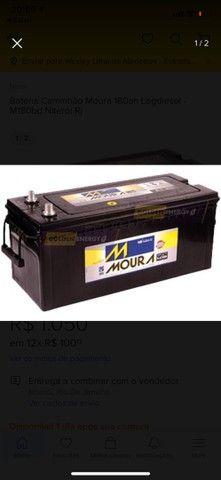 Bateria moura 180