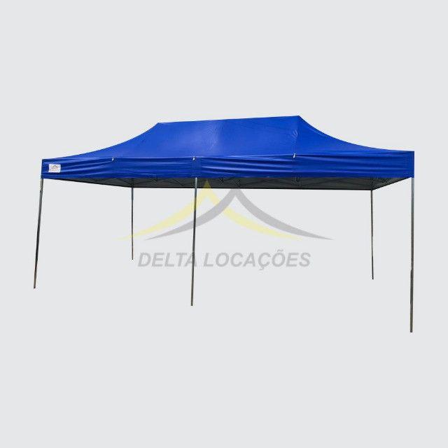 Tenda 6x3 Sanfonada - Foto 2