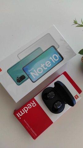 Redmi Note 10 128g promoção  - Foto 2