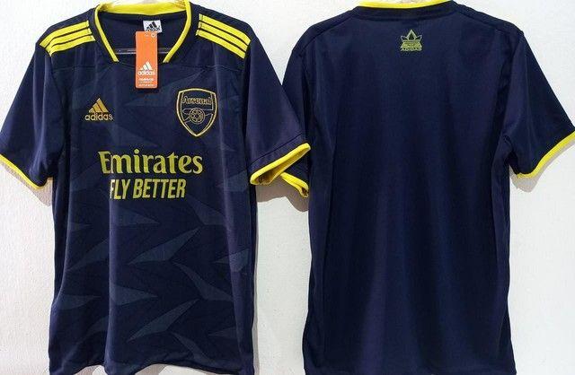 Camisa de time Europeu - Foto 5