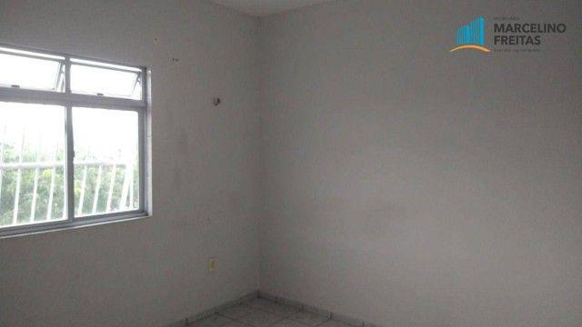 Apartamento com 2 dormitórios para alugar, 40 m² por R$ 709,00/mês - Icaraí - Caucaia/CE - Foto 10