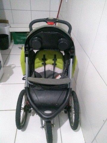 Carrinho de bebê (Baby Trend) - Foto 2