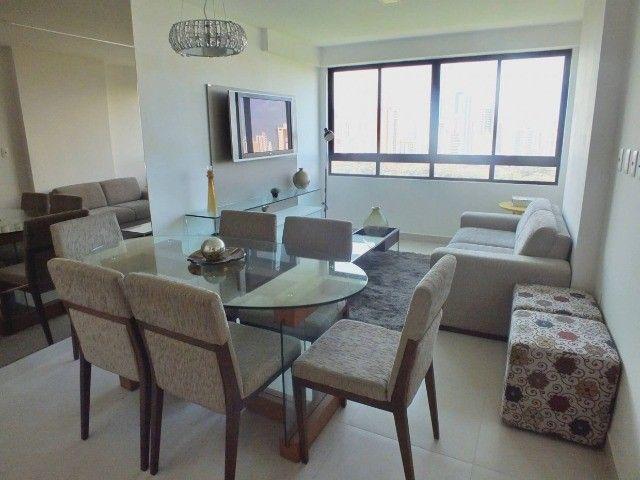Apartamentos de 3 quartos voltados para o nascente e vista definitiva para o mar! - Foto 7