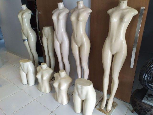 Manequim Feminino vários modelos e preços - Foto 5