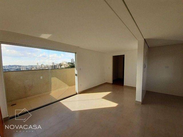 Cobertura com 2 dormitórios à venda, 119 m² por R$ 523.360,95 - Salgado Filho - Belo Horiz - Foto 6