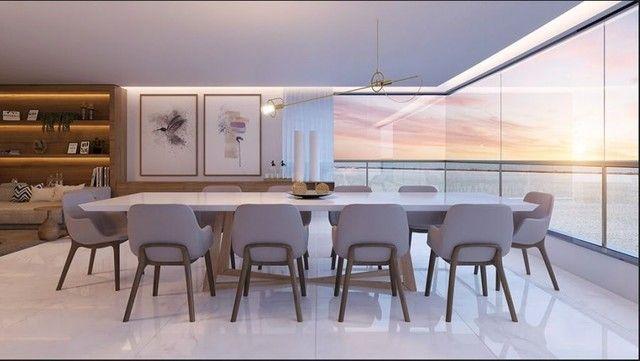 Apartamento 4 suítes à venda, 226 m² por R$ 2.300.000 - Cabanga - Recife/PE - Foto 4
