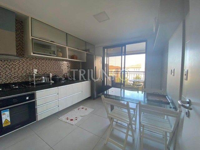 (ELI)TR72712. Apartamento no Porto das Dunas com 126m², 3 suítes, 2 vagas - Foto 5