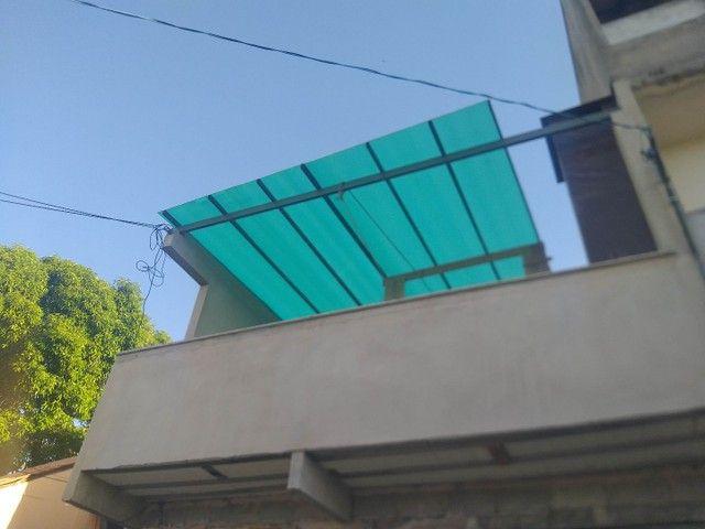 Pergolados-policarbonatos-toldos para janelas-portas de ACM!