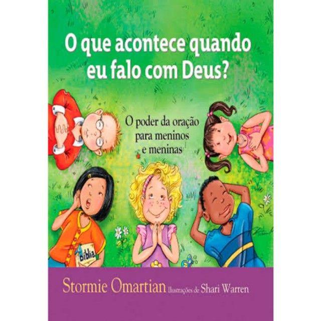 Livro Infantil cristão