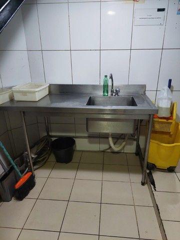 Produtos em inox para cozinha profissional - Foto 3