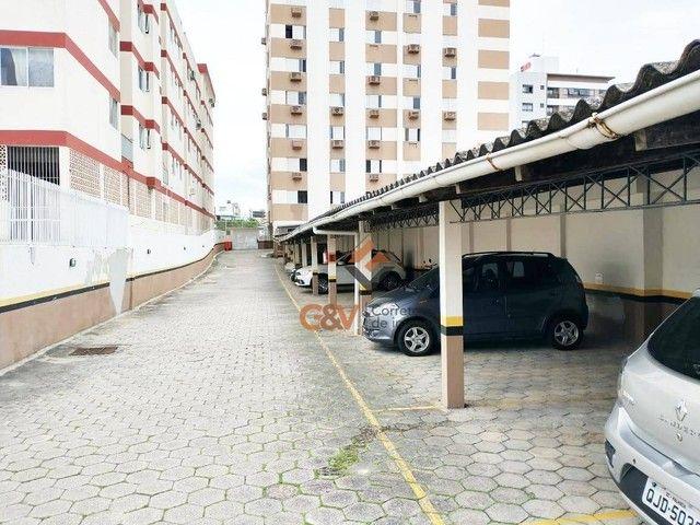 Apartamento com 3 dormitórios à venda, 97 m² por R$ 400.000,00 - Balneário - Florianópolis - Foto 13