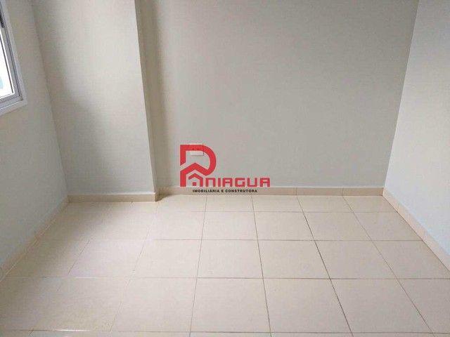 Apartamento com 2 dorms, Aviação, Praia Grande - R$ 280 mil, Cod: 461 - Foto 9
