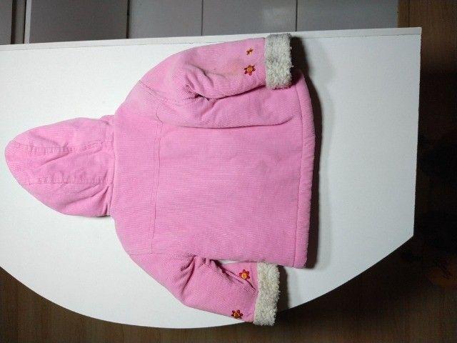 Jaqueta Infantil Feminina - Foto 3
