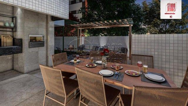 Apartamento à venda com 1 dormitórios em Ponta da terra, Maceio cod:V5286 - Foto 8