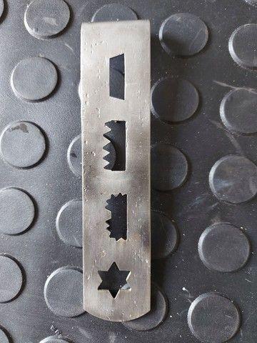 Trafilas de bronze para estrusora máquina de macarrão  e biscoito  - Foto 4