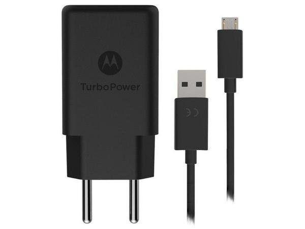 Carregador Turbo Power Motorola! (Aceito Cartão )