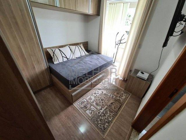 Cobertura com 2 Quartos, 3 banheiros - Venda Nova - Foto 11