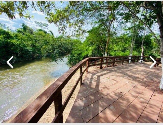 Vendo 2 terrenos com acesso ao Rio, Chácara Recreio Paraíso dos Lagos - Foto 14