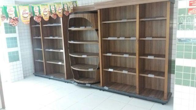 Expositores para supermercado