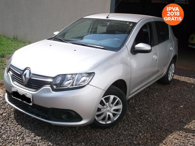SANDERO 1.6 EXPRESSION 8V FLEX 4P MANUAL 2016