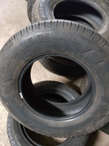 Pneu 265/70r17 121/118r Michelin LTX A/s - Foto 2