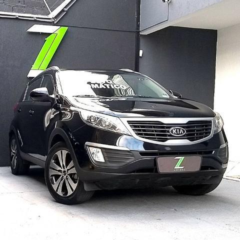 Kia Sportage LX 2.0   2012   Automática