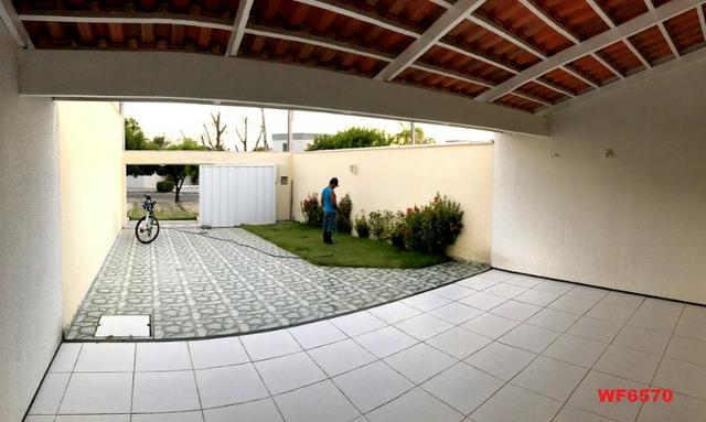 Casa duplex nova com 4 suítes, 3 vagas de garagem, 170m², sala 3 ambientes, Sapiranga - Foto 13