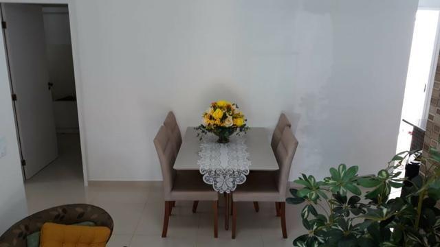 Barra Nova Casa 2/4, 1 suite, Área lazer compl. cond. fechado, Barra Nova, Marechal - Foto 6