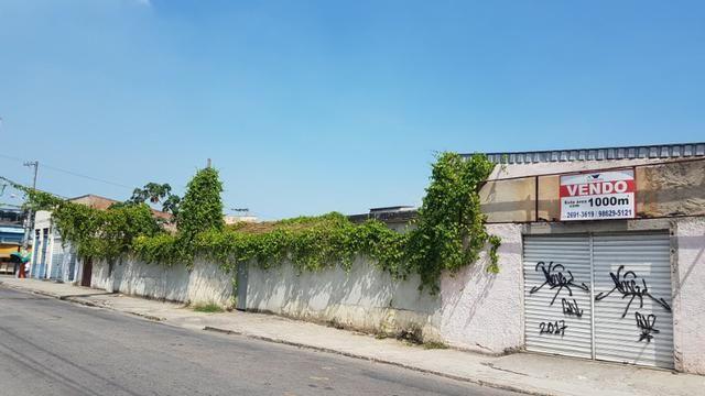 Terreno com alguns imóveis em Nilópolis na rua Senador Salgado Filh - Foto 2