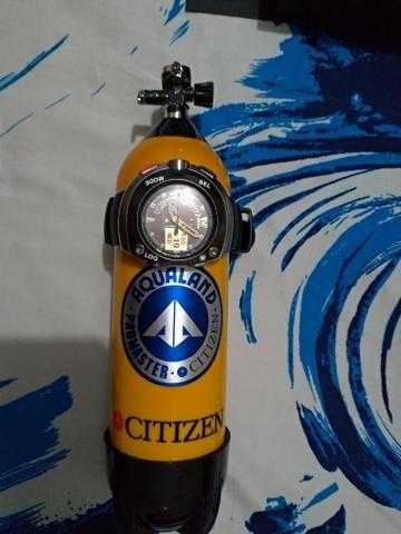 47fda0f5df1 Citizen Aqualand Meia Lua - Bijouterias