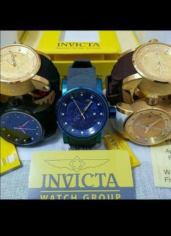 dcc71da7877 Relógio Invicta Yakuza Automatico Original Puls 1954 - Bijouterias ...