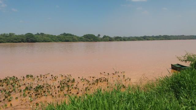 215A/Fazenda de 485 ha com outorga para irrigação às margens do Rio São Francisco