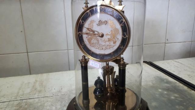 570da5dfc34 Relógio De Mesa Antigo Schatz - Antiguidades - Jardim São Luiz ...