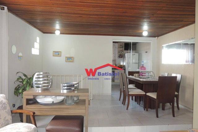 Casa com 3 dormitórios à venda, 160 m² por r$ 380.000 - rua líbia nº 358 - vila alto da cr - Foto 6