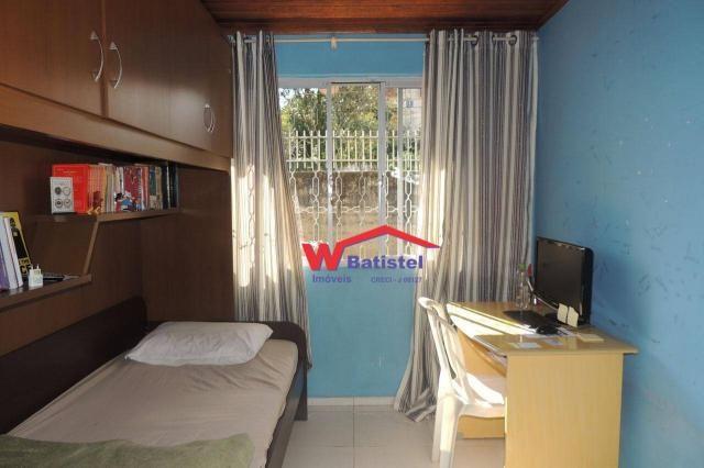 Casa com 3 dormitórios à venda, 160 m² por r$ 380.000 - rua líbia nº 358 - vila alto da cr - Foto 14