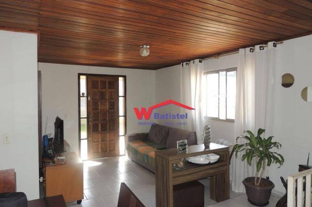 Casa com 3 dormitórios à venda, 160 m² por r$ 380.000 - rua líbia nº 358 - vila alto da cr - Foto 4