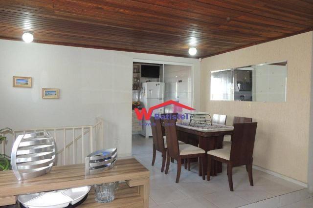 Casa com 3 dormitórios à venda, 160 m² por r$ 380.000 - rua líbia nº 358 - vila alto da cr - Foto 5