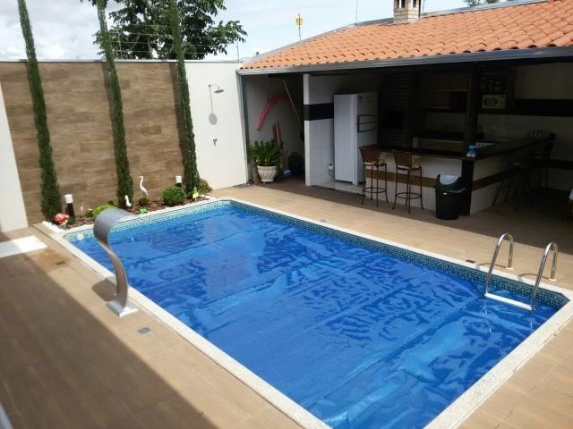 Casa Caldas Novas - mobiliada, com piscina - Foto 7