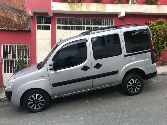 Fiat Dobló 2013, 1.8 essence IPVA 2019 pago - Foto 4