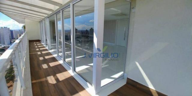 Cobertura à venda, 467 m² por r$ 3.290.000,00 - setor bueno - goiânia/go - Foto 6