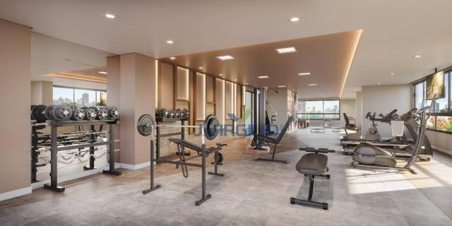 Apartamento com 3 dormitórios à venda, 119 m² por r$ 565.250 - setor bueno - goiânia/go - Foto 12