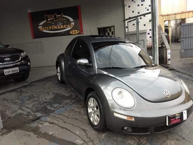 Volkswagen New Beetle Automático Teto Solar - Foto 3
