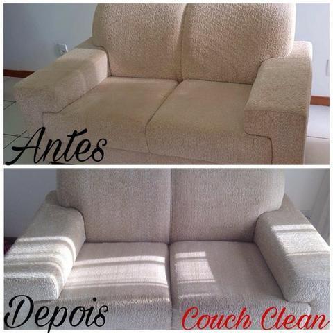 Limpeza a seco de sofá - Foto 3